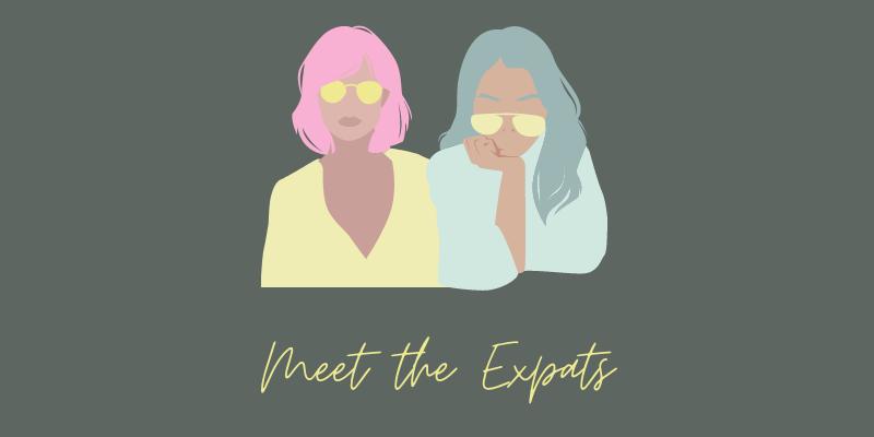 Podcast Meet the Expat Ausha