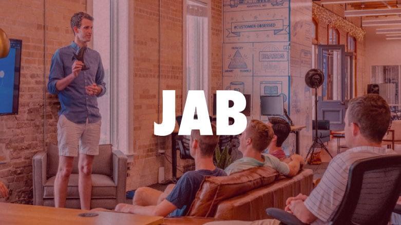 Jab chez Ausha