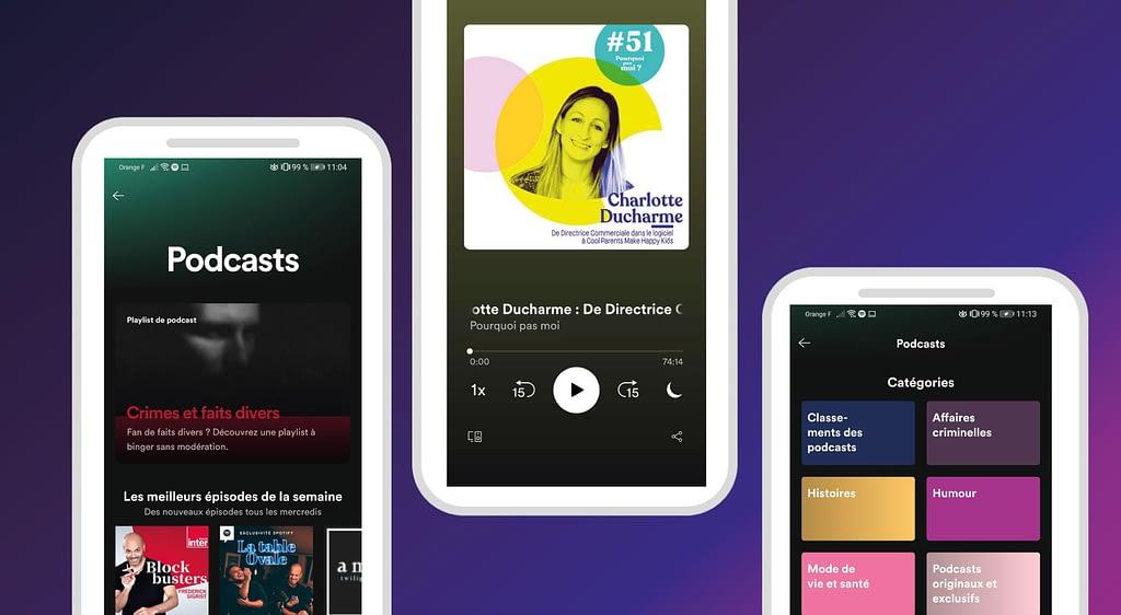 Comment publier un podcast sur Spotify avec Ausha ?