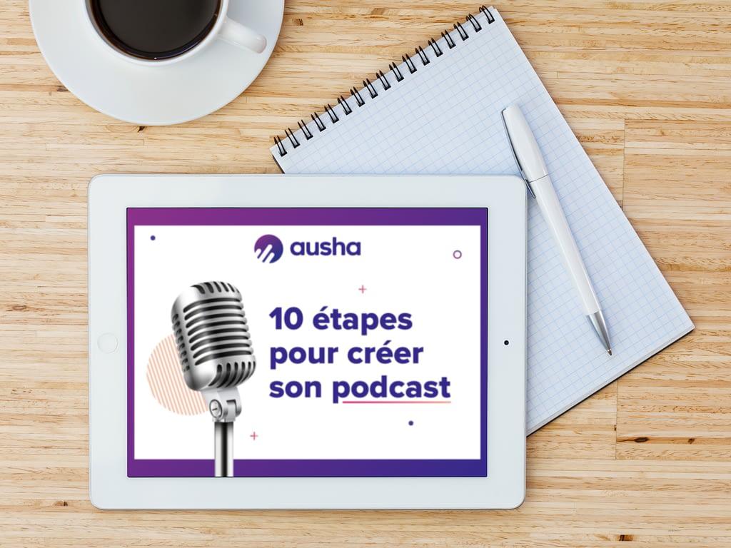 comment créer un podcast