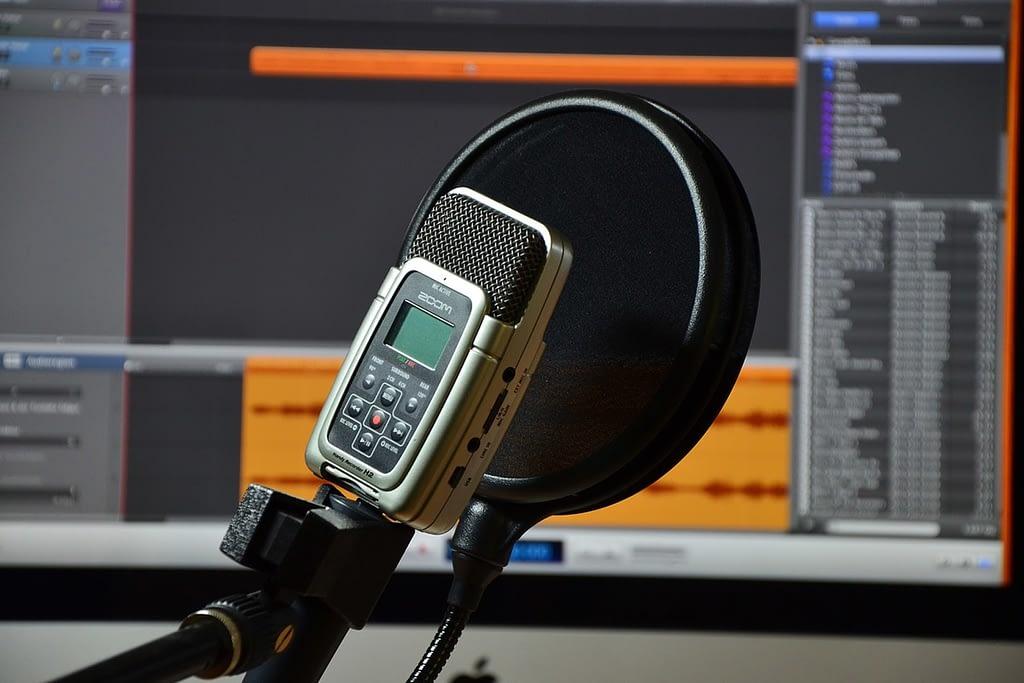 créer podcast