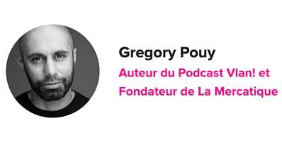 Les 3 objectifs de communication à définir pour une stratégie podcast cohérente - Grégory Pouy
